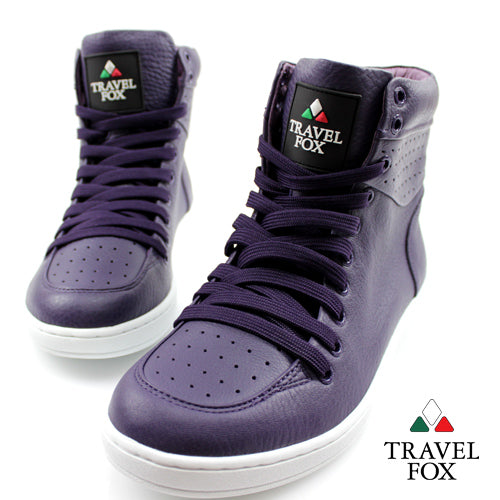 WOMEN'S 900 SERIES CLASSIC - PURPLE NAPPA LEATHER