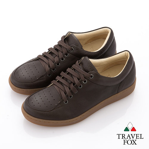 MEN'S 900 SERIES - LOW-CUT CALF LEATHER DARK BROWN