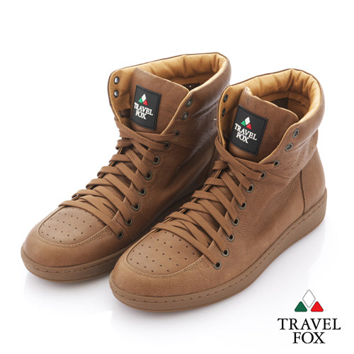 MEN'S 900 SERIES - CALF LEATHER LIGHT BROWN