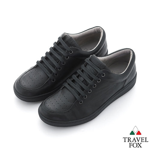 MEN'S 900 SERIES - LOW-CUT CALF LEATHER BLACK