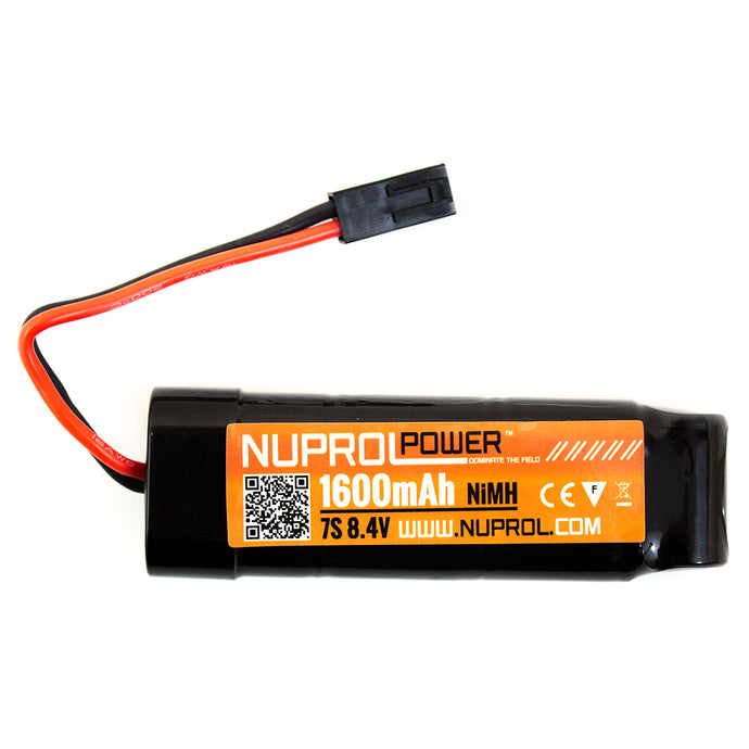 Nuprol 8.4v 1600mah NiMH Battery