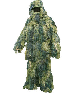 Ghillie Suit-Woodland Adults.
