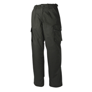 Security Rip Stop Cotton Trouser