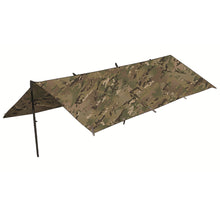 Highlander Waterproof Camo Basha