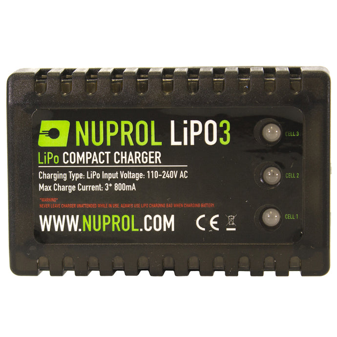 Nuprol LiPo Battery Charger