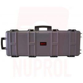 Nuprol large hard case grey (wave foam)