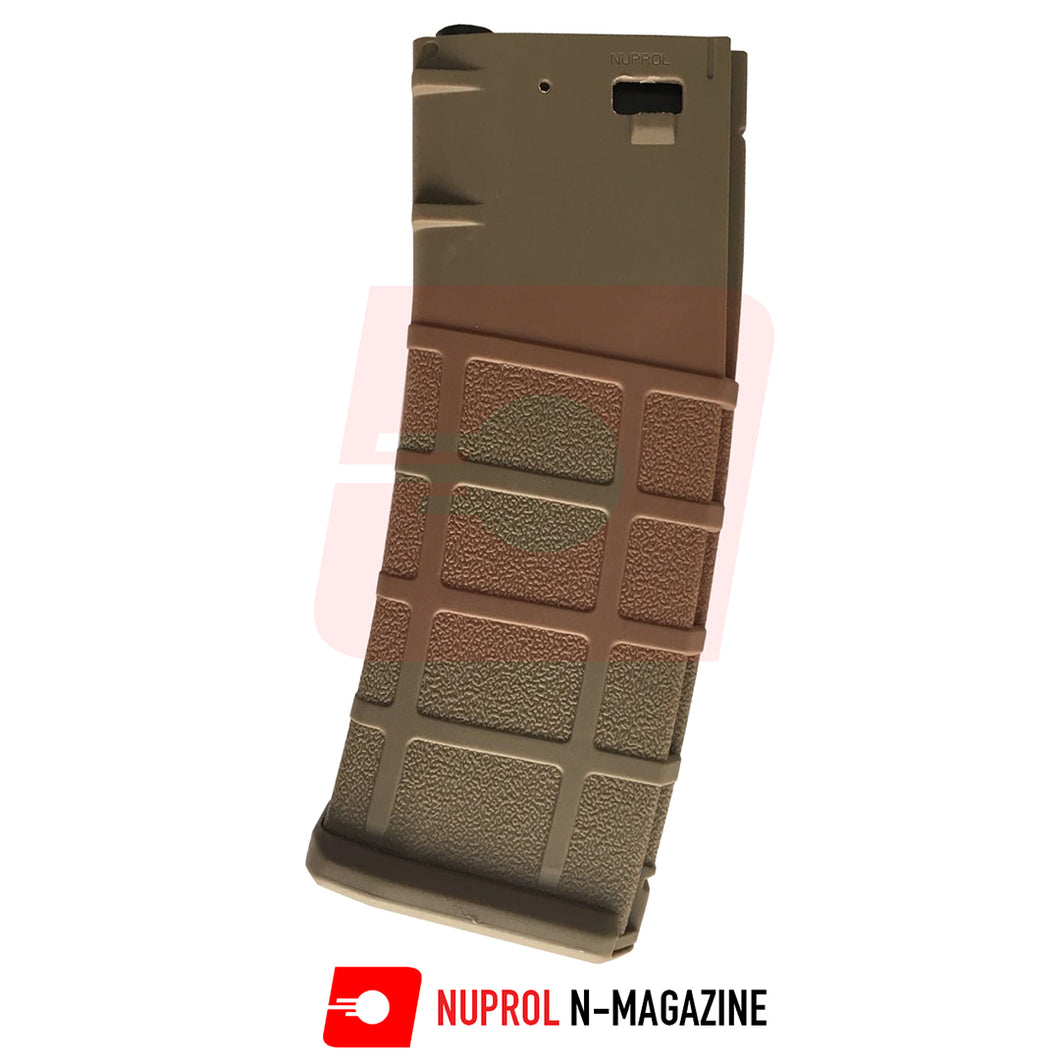 Nuprol N-Mag Tan - 30/125 Rounds