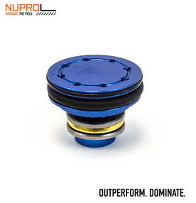 Nuprol Metal Vented Bearing Piston Head