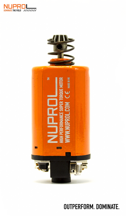 Nuprol High Torque Motor (Short)