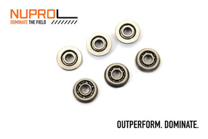 Nuprol 8mm Bearing Set