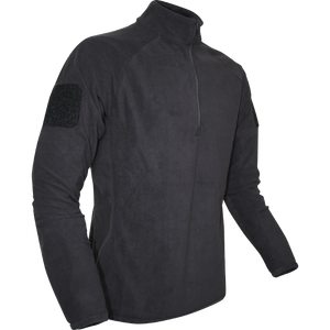 viper Elite Black Mid-Layer Fleece.
