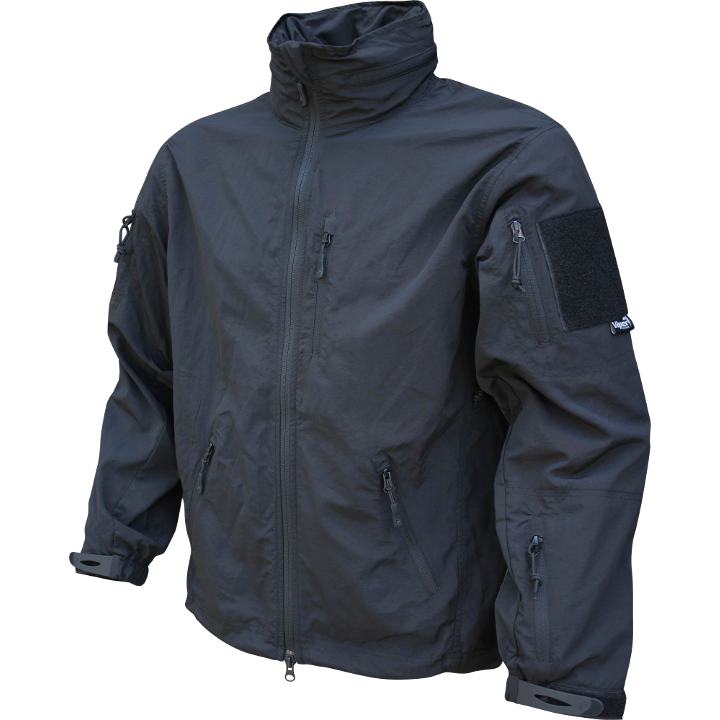 Viper Black Elite Sift Shell Jacket.