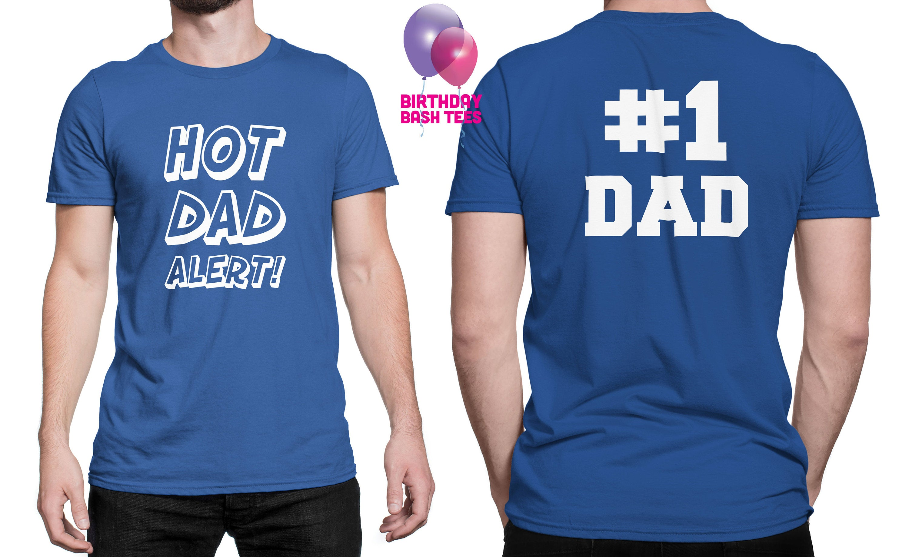 4498408ba Hot Dad Alert Father's Day Gift for Hot Dad Cool Father's Day Gift for  Trendy Dad Hipster Dad Gift from the Kids for Hot Dad Bod Funny Gift