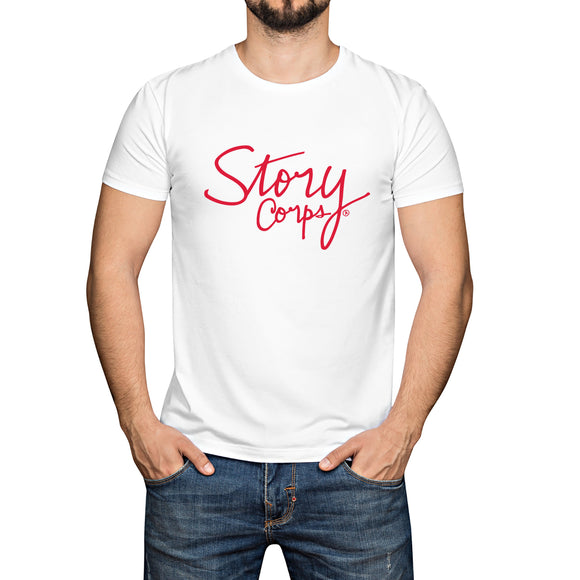 StoryCorps Unisex T-Shirt (White)