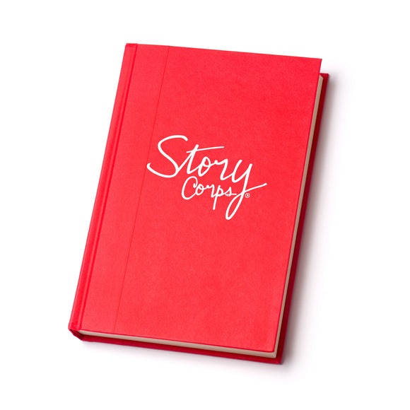 StoryCorps Red Notebook