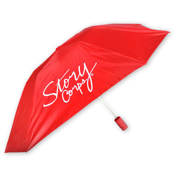 StoryCorps Red Umbrella