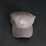 Low Profile Charcoal Hat