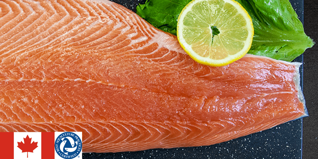 Fish Facts: Fresh Atlantic Salmon Fillets