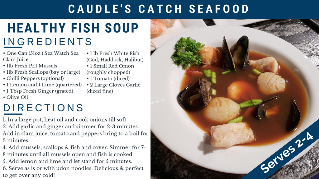 Healthy Fish Soup