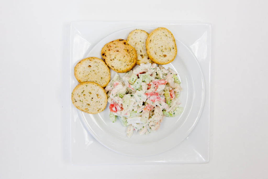 Caudle's Lobster and Shrimp Salad