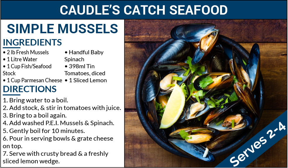 Simple Mussels