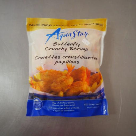 Aqua Star Butterfly Crunchy Shrimp 680g