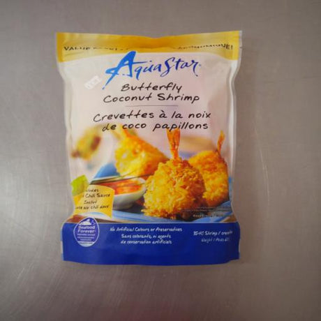 Aqua Star Butterfly Coconut Shrimp 680g