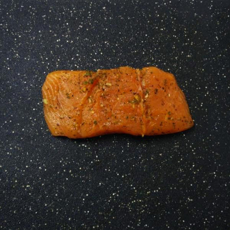 Fresh Wine & Herb Marinated 4oz. Salmon Portions