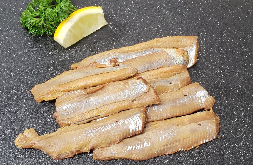 "Smoked ""Digby"" Herring Fillets"