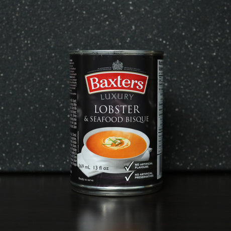 Baxters Luxury Lobster & Seafood Bisque