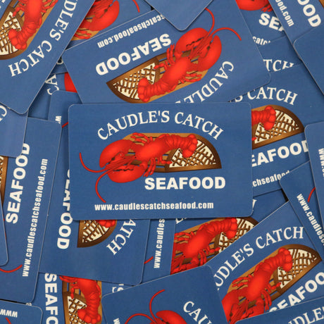Caudle's Catch Online Gift Card