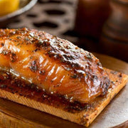 Cedar Planked Salmon (Various Sizes)