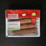 Hayter's Turkey Sausages