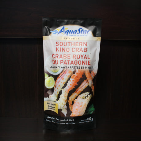 Aqua Star Gold King Crab Legs