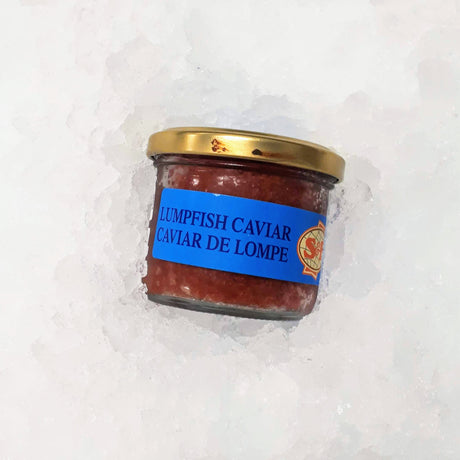 Red Lumpfish Caviar