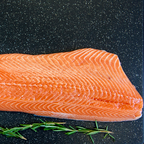 Fresh Organic Atlantic Salmon