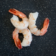 Wild-Caught Raw Argentine Red Shrimp (Shell-Off, 21-40ct)