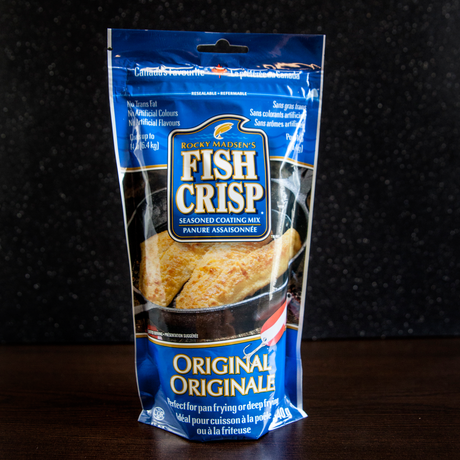 Rocky Madsen Fish Crisp Coating Mix
