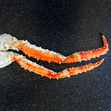 Colossal Red King Crab Legs