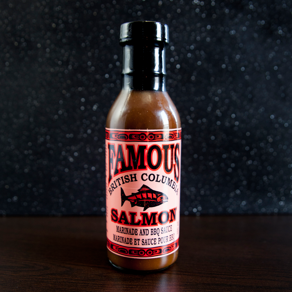 Famous British Columbia Salmon Marinade