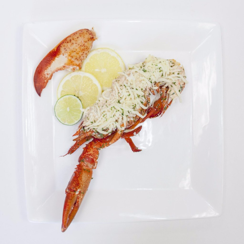Freshly Made Lobster Thermidor (Per Piece)
