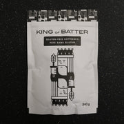 King of Fish Battermix - Gluten-Free