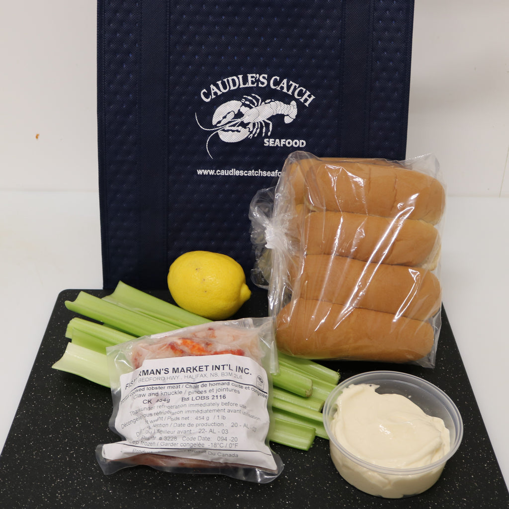 Caudle's Lobster Roll Kit