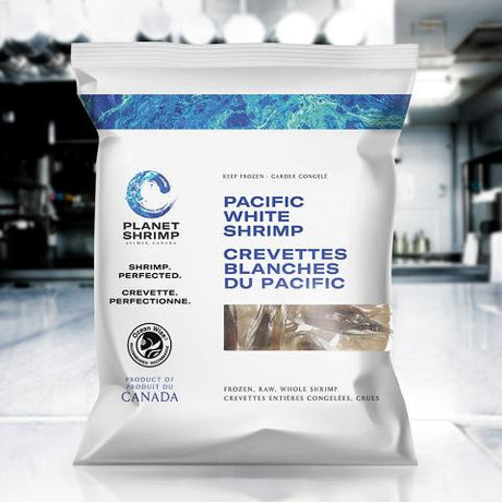 Planet Shrimp Ontario White Shrimp 454g