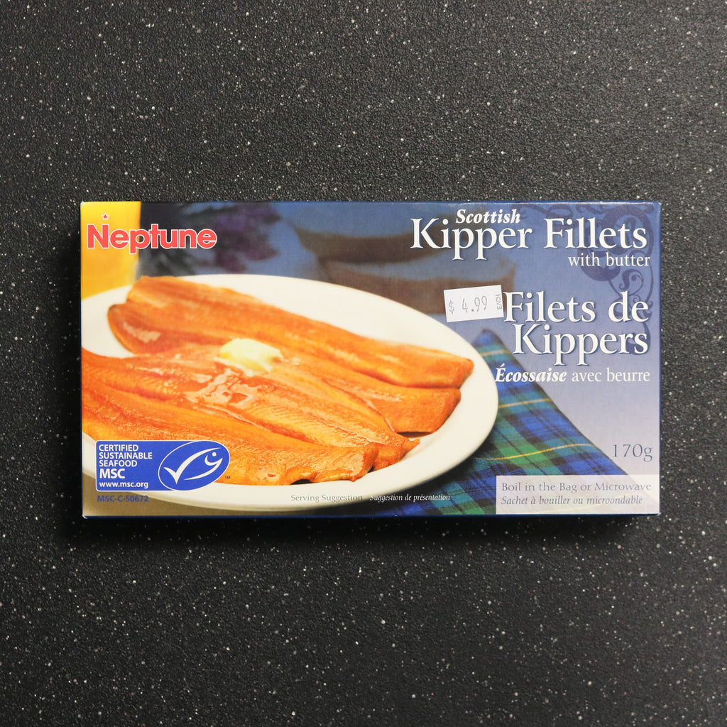 Neptune Scottish Kipper Fillets