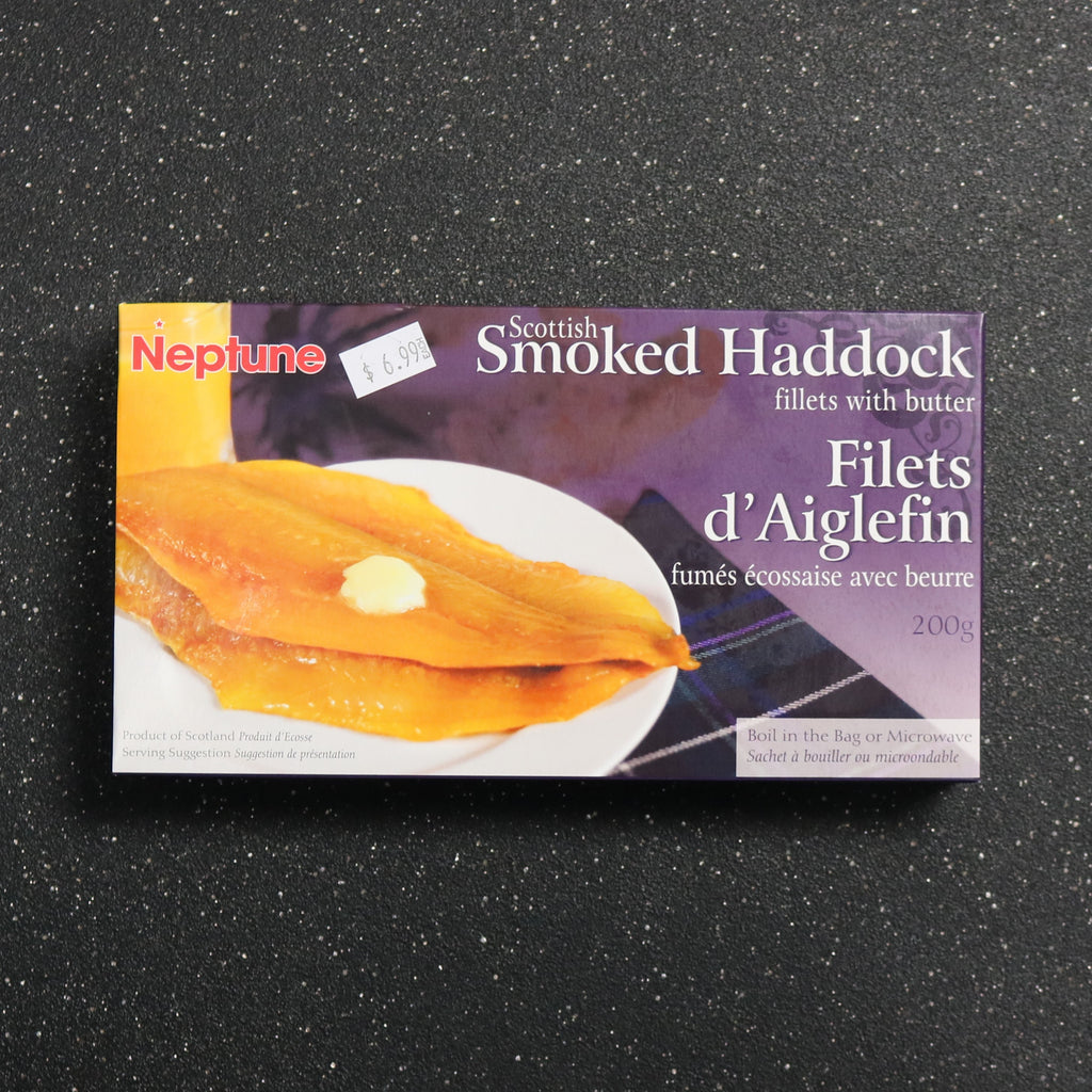 Neptune Scottish Smoked Haddock Fillets