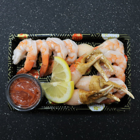 Shrimp & Crab Snack Tray