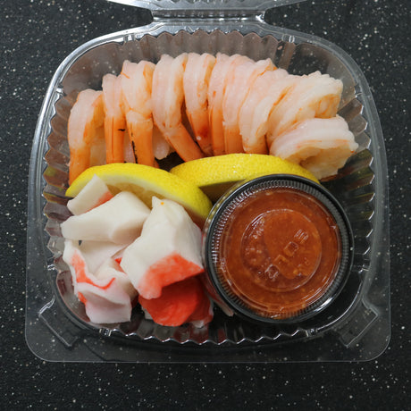 Shrimp & Surimi Snack Pack