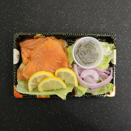 Smoked Salmon Snack Tray