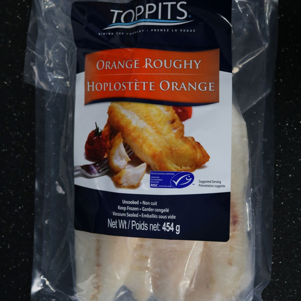Orange Roughy Fillets